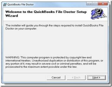 Download Quickbooks FIle Doctor