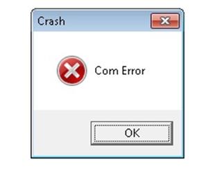 Quickbooks 2017 com error crash